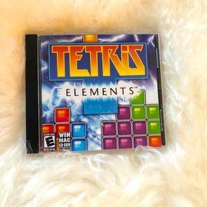 Tetris Elements PC/APPLE 2004 pre owned EUC!!